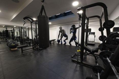 La salle de sport de prestige au sous-sol de votre maison à Bordeaux
